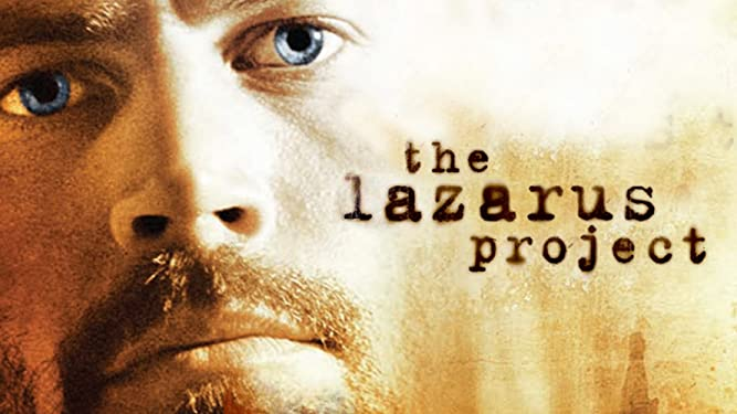 Don't miss Lazarus Project