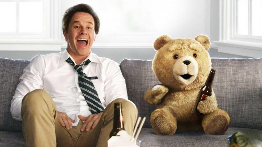Ted will make you feel good