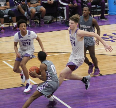 Ben Davis 68, Washington 61