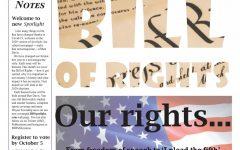 Bill of Rights earns Spotlight international recognition