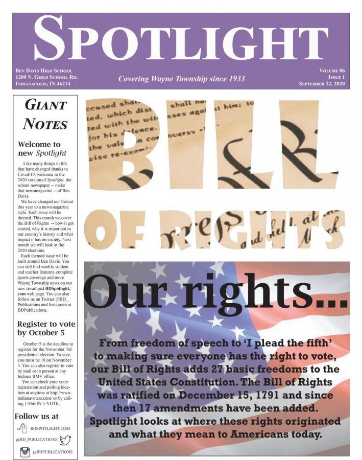 Bill+of+Rights+earns+Spotlight+international+recognition