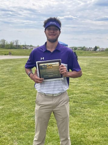 Jones sets school record with 62