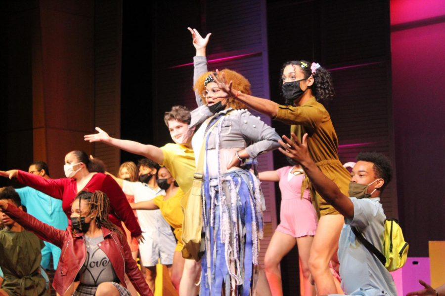The Wiz in photos