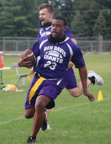 Ben Davis 26, Brownsburg 12