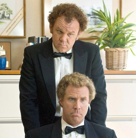 Years later, Step Brothers still full of laughs