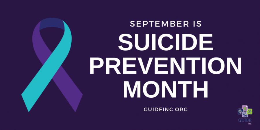 September brings awareness to suicide